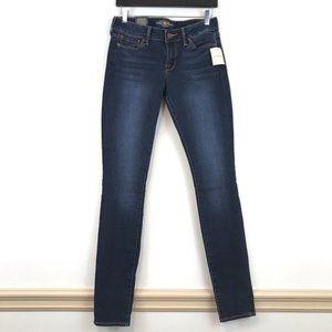 Lucky Brand Leyla Skinny Jeans 2/26 Long